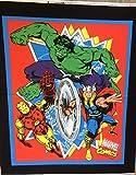 Disney und Marvel Comics Charakter-Stoff Baumwolle zum