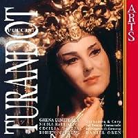 Puccini - Turandot / Dimitrova ・ Martinucci ・ Gasdia ・ Scandiuzzi ・ Opera di Genova ・ D. Oren (1997-11-18)
