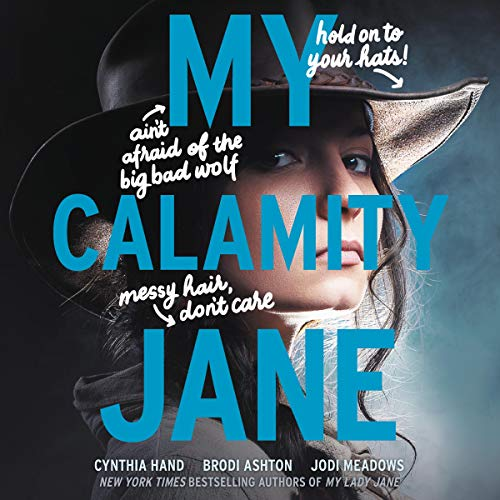 My Calamity Jane audiobook cover art