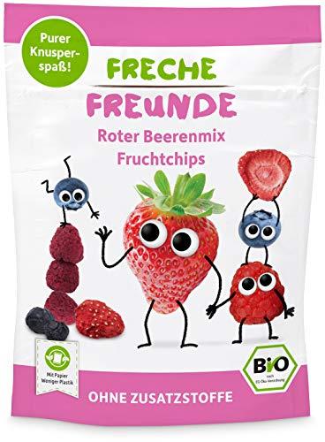 FRECHE FREUNDE Bio Fruchtchips