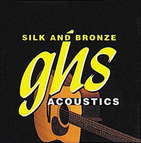 Ghs 370 - Juego de cuerdas, guitarra acústica