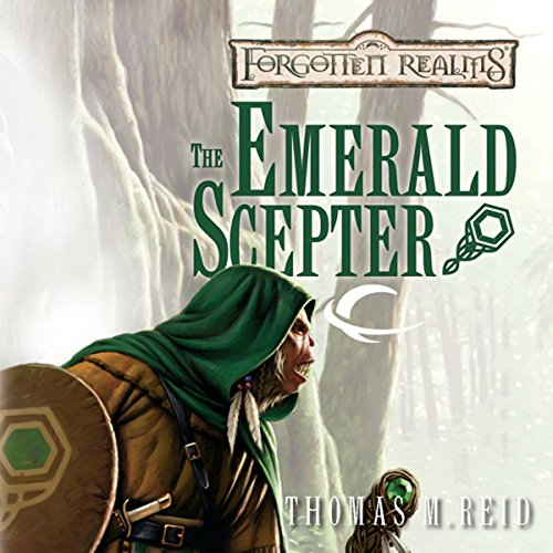 The Emerald Scepter audiobook cover art