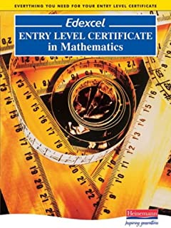 Edexcel Entry Level Certificate in Maths Pupil Book