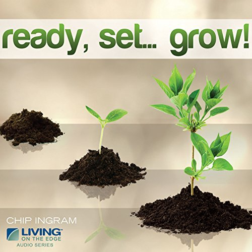 Ready Set Grow  audiobook cover art