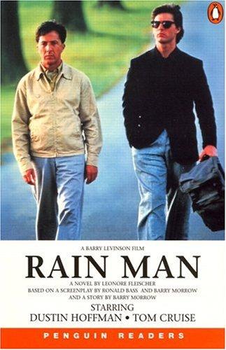 *RAIN MAN PGRN3 (Penguin Readers: Level 3)