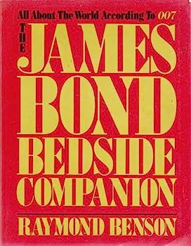 Paperback The James Bond Bedside Companion Book