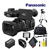 Panasonic HC-X1000 4K DCI/Ultra HD/Full HD Camcorder Plus Bundle