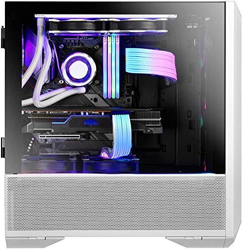 LAN2MRW LANCOOL II Mesh RGB Blanco LAN2MRW Vidrio Templado ATX Case - Color Blanco - LANCOOL II Mesh RGB Blanco… 14