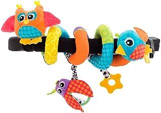 Playgro 40139 - Espiral de juego para la sillita animales