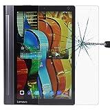 Zhouzl Cajas del teléfono 0.3mm 9HPelícula de Cristal Templado a Pantalla Completa para Lenovo Yoga Tab 3 Pro 10.1 Cajas del teléfono (Color : Color1)