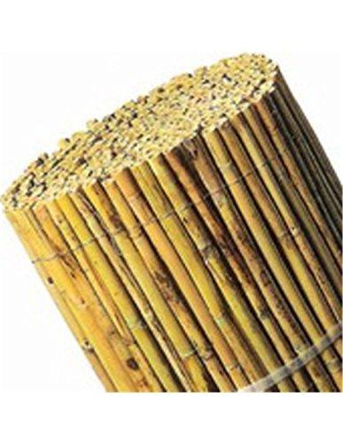 Canisse en bambou entier 1.8x5m