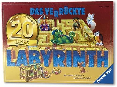 Ravensburger 26408 Das ver-rückte Labyrinth