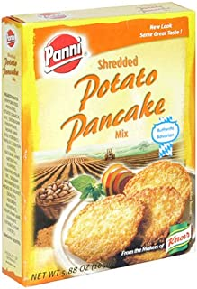 Panni Shredded Potato Pancakes, 5.8-Ounce Boxes (Pack of 12)