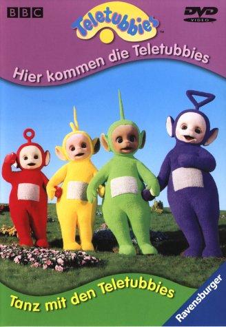 Teletubbies 1 - Hier kommen die Teletubbies/Tanz mit den Teletubbies