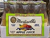 Martinelli's 10 oz Sparkling Apple Juice (12 pack)