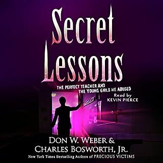 Secret Lessons audiobook cover art