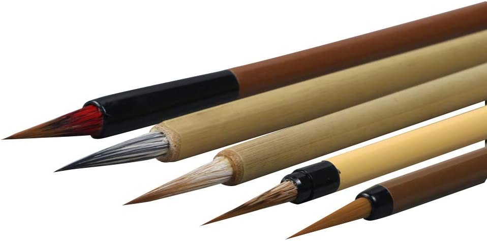 Wancetang Chinese Calligraphy Painting Professional Brushes Limited price sale Limited Special Price Chin