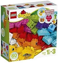 Duplo Lego My First Bricks Building Set - 80 pcs.