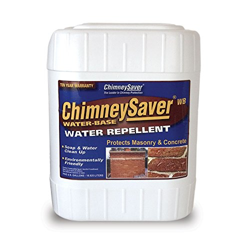 ChimneySaver Water-Base Water Repellent (5 Gallon)