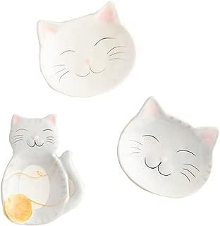 cat tea holder