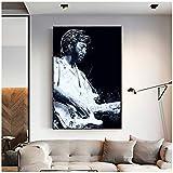A&D ERIC Clapton Poster Kunst Leinwand Malerei