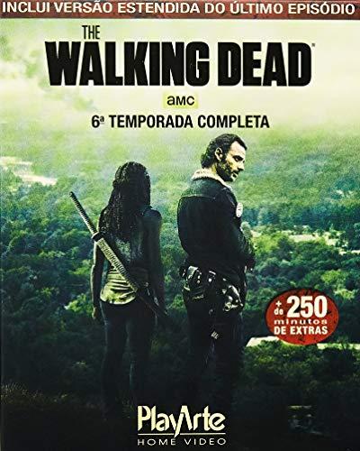 THE WALKING DEAD 6A TEMPORADA