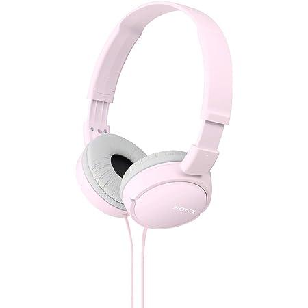 Sony ZX Series Stereo Headphones (Rose)