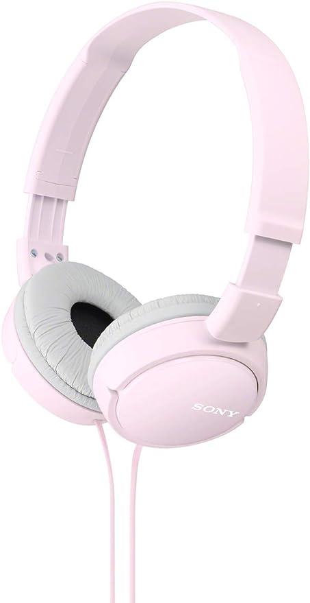 Segunda mano: Sony MDR-ZX110 - Auriculares cerrados, Rosa