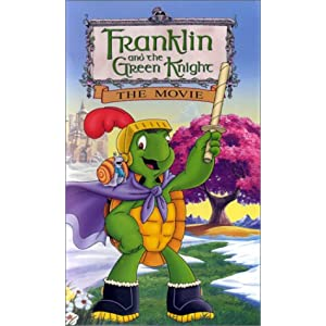 Franklin – Franklin and the Green Knight [VHS]