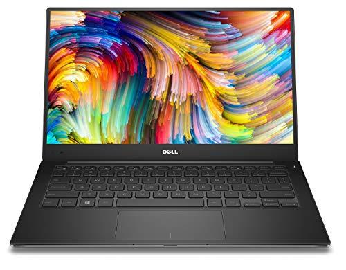 Dell XPS 13 13.3 QHD Touchscreen Laptop - (Intel Core i7-8550U, 16 GB RAM, 512 GB SSD, Windows 10 Home) - Silver (Renewed)