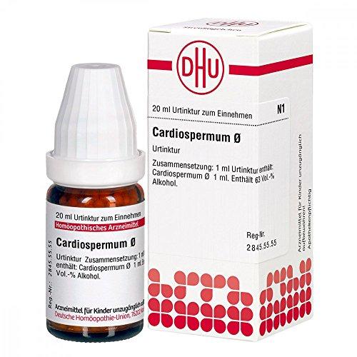 DHU Cardiospermum Urtinktur, 20 ml Lösung