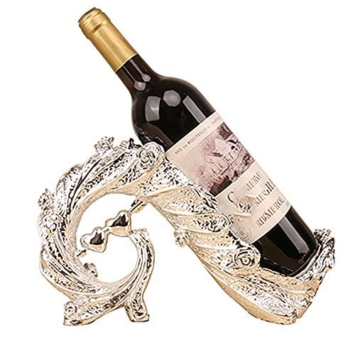 NXWL Botellero Vino Vinoteca Botellero Este es el Regalo más Creativo para tu Familia y Amigos.
