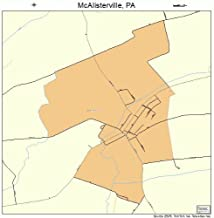 Best mcalisterville pa map Reviews