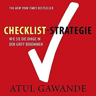 Checklist-Strategie Titelbild