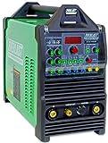 2020 PowerTIG 250EX AC/DC Pulse TIG Stick Welder, IGBT~1/~3 Phase 220v