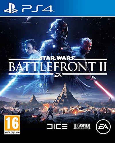 Star Wars Battlefront 2 (PS4) UK IMPORT REGION FREE
