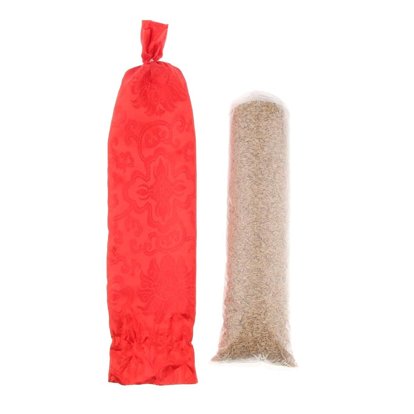 着飾るもっと指Baoblaze ラウンド 頚部枕 ロール枕 洗濯可能なカバー サポートピロー