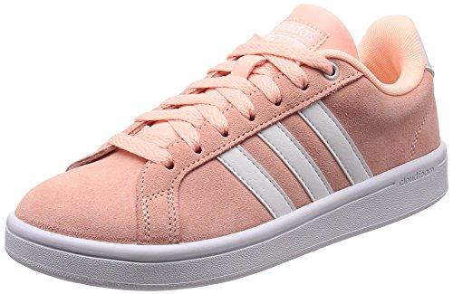 adidas CF Advantage W, Scarpe da Tennis Donna, Blu (Aerblu/Ftwwht/Msilve 000), 36 2/3 EU