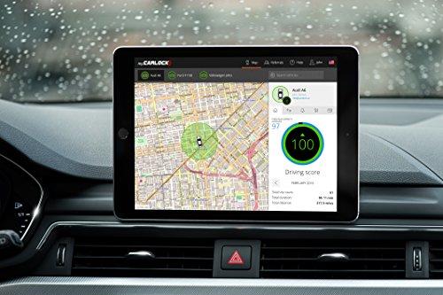 CARLOCK – Hochentwickeltes Echtzeit Auto Tracking & Alarmsystem. Einschließlich Gerät & Mobile App. Verfolgt Ihr Auto in Echtzeit & Benachrichtigt Sie bei Verdächtigen Aktivitäten. OBD System