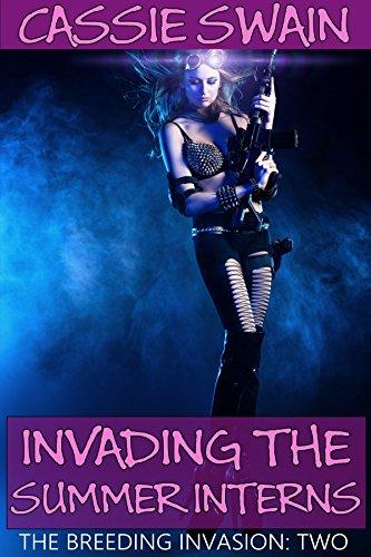 Invading the Summer Interns (The Breeding Invasion Book 2) (English Edition)