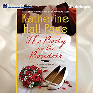 The Body in the Boudoir audiobook cover art