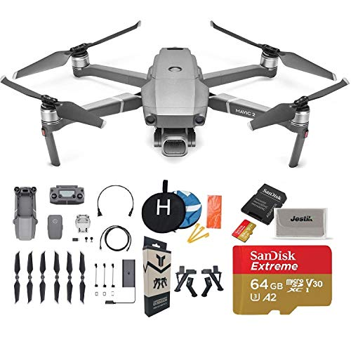 DJI Mavic 2 Pro Drone Quadcopter with Remote...