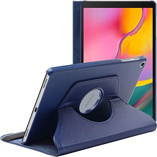 custodia tablet samsung tab a 10.1 ebestStar - Cover Compatibile con Samsung Galaxy Tab A 10.1 2019 T515 Custodia Protezione Pelle PU con Supporto Rotazione 360