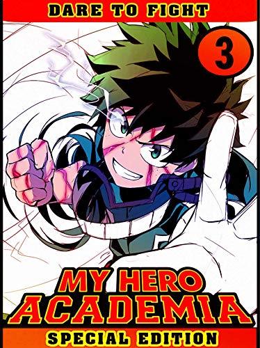 My Hero Academia Special: Collection Book 3 - My Hero Academia Manga Action Shonen Fantasy Adventure For Kids (English Edition)