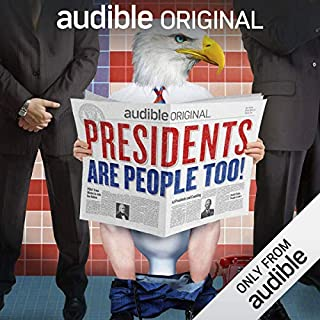 Presidents Are People Too! cover art