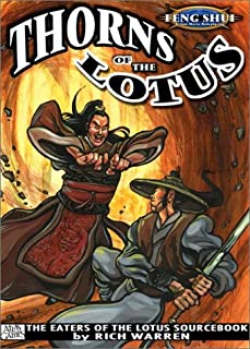 Thorns of the Lotus (Feng Shui 1E)