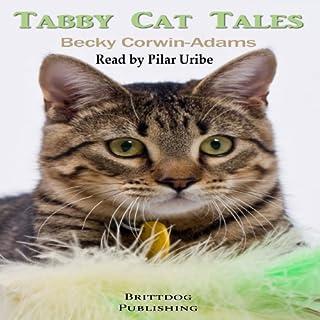Tabby Cat Tales audiobook cover art