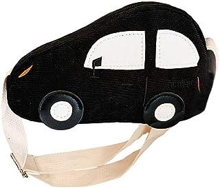 ACVIP Little Girl's Boy's Canvas Car Shaped Cartoon Crossbody Bag Pouch