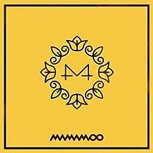 Mamamoo – [flor amarela] 6º álbum de CD + livro + cartão de foto K-POP selado