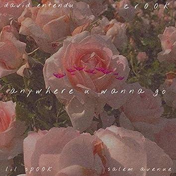 Anywhere U Wanna Go (feat. Cr00k, David Entendu & Salem Avenue)